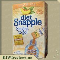 Diet Snapple - Peach Tea