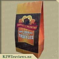 Hartley & Valentino Premium Belgian Dark Chocolate Orange Truffles