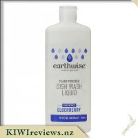 Earthwise Dish Wash Liquid Concentrate - Elderberry