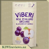 ViBERi Soft-dried Organic Blackcurrants