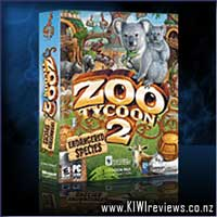 Zoo Tycoon 2 : Endangered Species expansion pack
