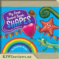 My First Board Book: Shapes
