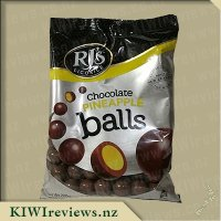 RJ's Chocolate Pineapple Balls