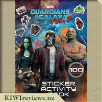 Guardians of the Galaxy Vol. 2: Sticker Activity Book
