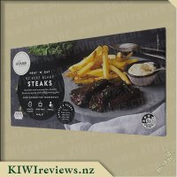 Artisano Heat'n'Eat NZ Beef Blade Steaks
