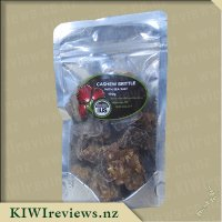Product image for Chocolates Are Us - Cashew Brittle with Sea Salt