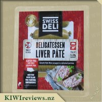 Swiss Deli Fine Liver Pate - Portion Pack