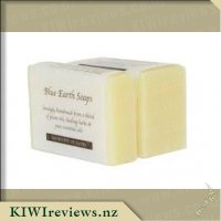 Blue Earth Shampoo Soap Bar