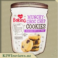 Product image for I Love Baking - Munchy Choc Chip Cookies