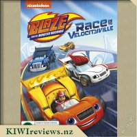 Blaze and The Monster Machines: Race in to Velocityville