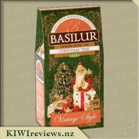 Basilur Vintage Style Tea - Christmas Tree