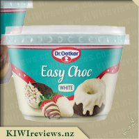 Dr. Oetker Easy Choc - White