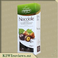 Crispo Nocciole - Chocolate Covered Hazelnuts