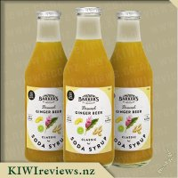 Product image for Classic Soda Syrup - Brewed Ginger Beer