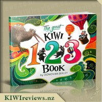 Product image for The Great Kiwi 1 2 3 Book
