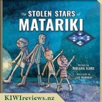Product image for The Stolen Stars of Matariki