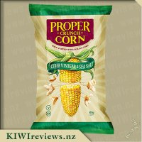 Proper Crunch Corn Cider Vinegar & Sea Salt