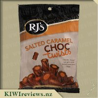 RJ's Salted Caramel Choc Twists