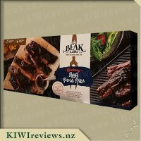 Product image for Beak & Sons BBQ Pork Ribs - Hickory