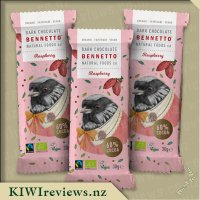 Bennetto Raspberry Dark Chocolate Mini Bars