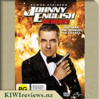 Product image for Johnny English Reborn