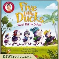 Five Little Ducks Went Off To School