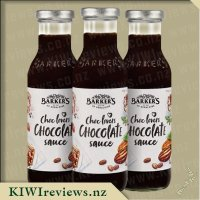 Barkers Choc Lovers Chocolate Sauce