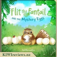 Flit the Fantail and the Mystery Eggs