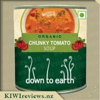 Down to Earth Organic Soup - Chunky Tomato