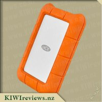 Product image for LaCie Rugged Portable Hard Drive - STFR2000800