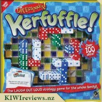 Product image for Dicecapades: Kerfuffle!
