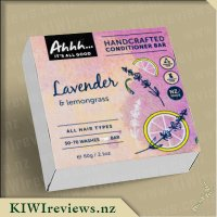 Product image for Ahhh... Lavender and Lemongrass Conditioner Bar