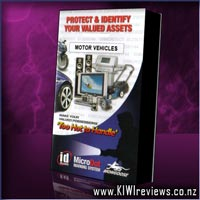 Product image for idMicroDot - Motor Vehicle Kit