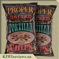 Product image for Proper Crisps Tortilla Chips - Salted