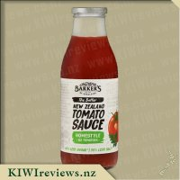 Barker's Tomato Sauce - Homestyle