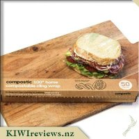 Compostic Home-Compostable Cling Wrap