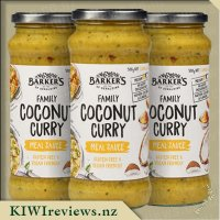 Barker's Meal Sauce - Family Coconut Curry