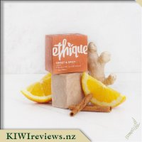 Ethique Sweet and Spicy Volumising Shampoo Bar