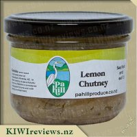 Pa Hill Lemon Chutney