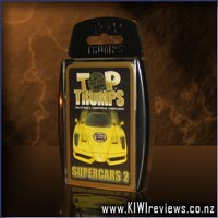 Top Trumps : Super Cars 2