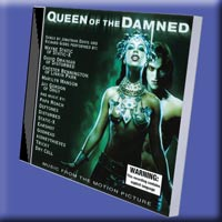 Product image for Soundtrack: Queen of the Damned